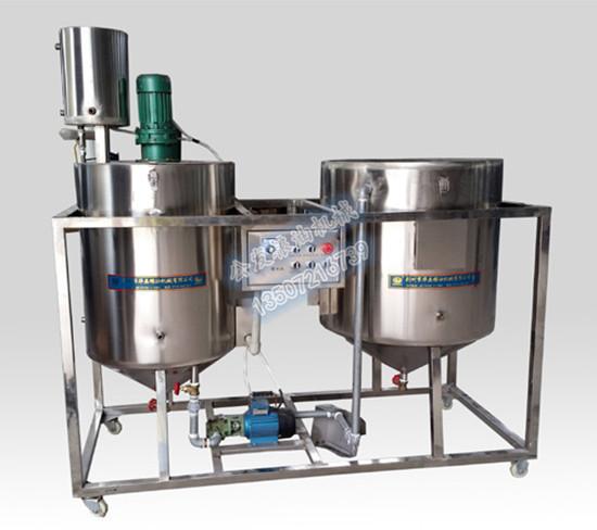 YZYX食用精炼油设备