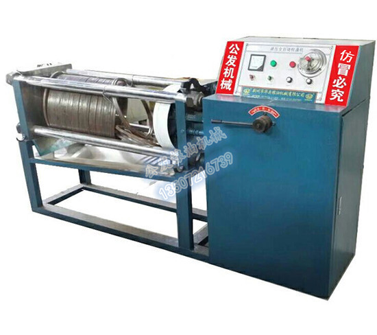 YZYX270型卧式液压榨油机