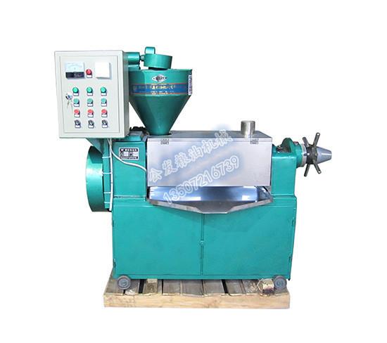 YZYX90型温控高脚榨油机