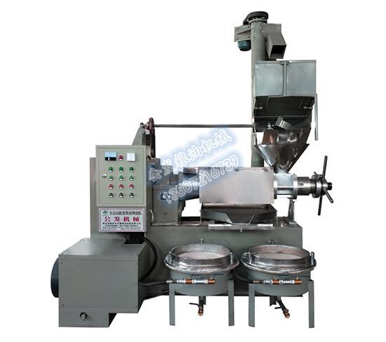 YZYX155型条排榨油机