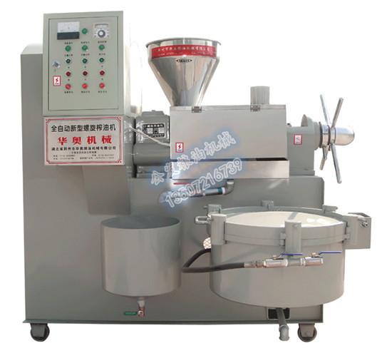 YZYX86型正压组合榨油机