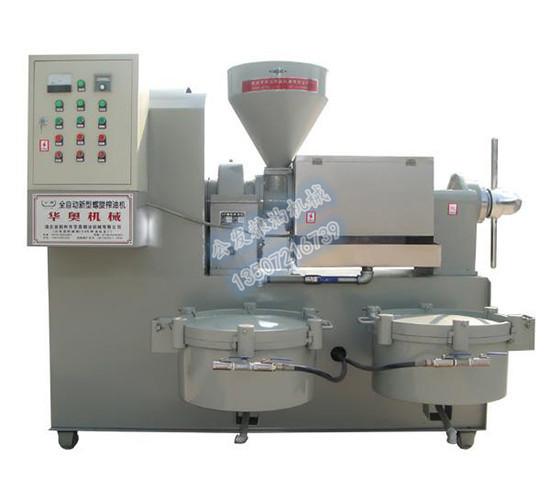 YZYX120型正压组合榨油机