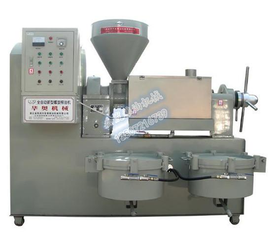 YZYX95-10型正压组合榨油机